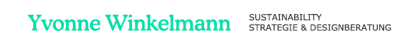 Yvonne Winkelmann goes green Logo